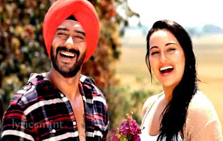 Kamal di kudi Lyrics - Son of Sardar