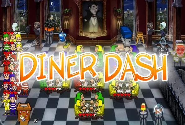 diner dash play
