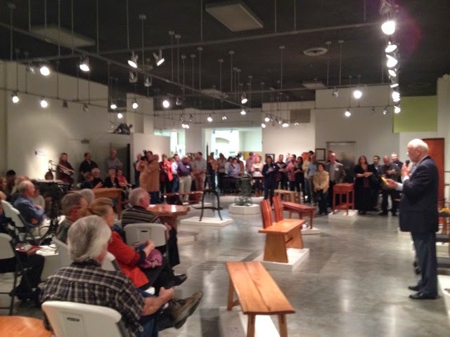 Texas Furniture Makers Awards Ceremony