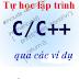 [hd24h.edu.vn] Tự học lập trình C\C++ qua các ví dụ