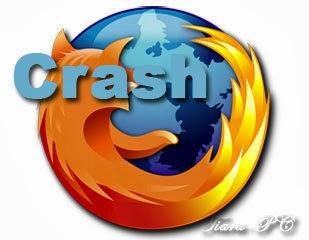 Cara Mudah Mengatasi Crash Mozilla Firefox