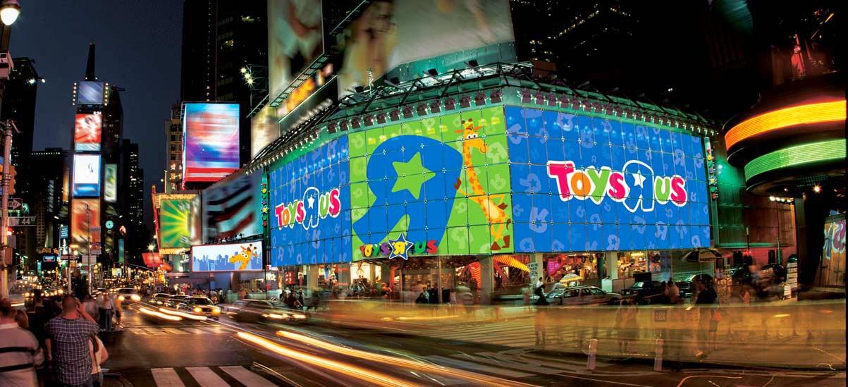 Tiendas de juguetes sexuales en Nueva York