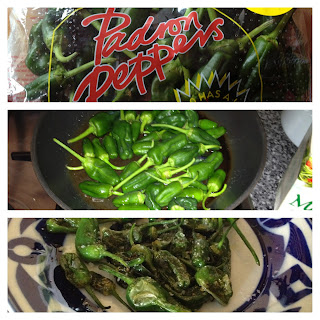 How to cook Padrón peppers, a recipe and their history
