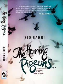 Fortnightly Giveaway- The Homing Pigeons... by Sid Bahri