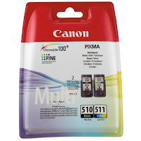 Canon Pack ahorro PG510 y CL511