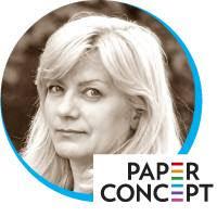 Projektowałam dla Paper Concept