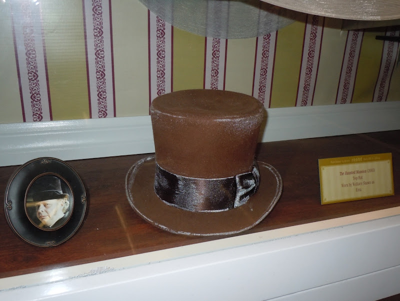Haunted Mansion top hat