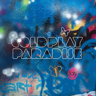 Paradise, de Colplay - Partitura para flauta, clarinete, saxofón, violín, trompeta, acompañamiento... TERMINADA