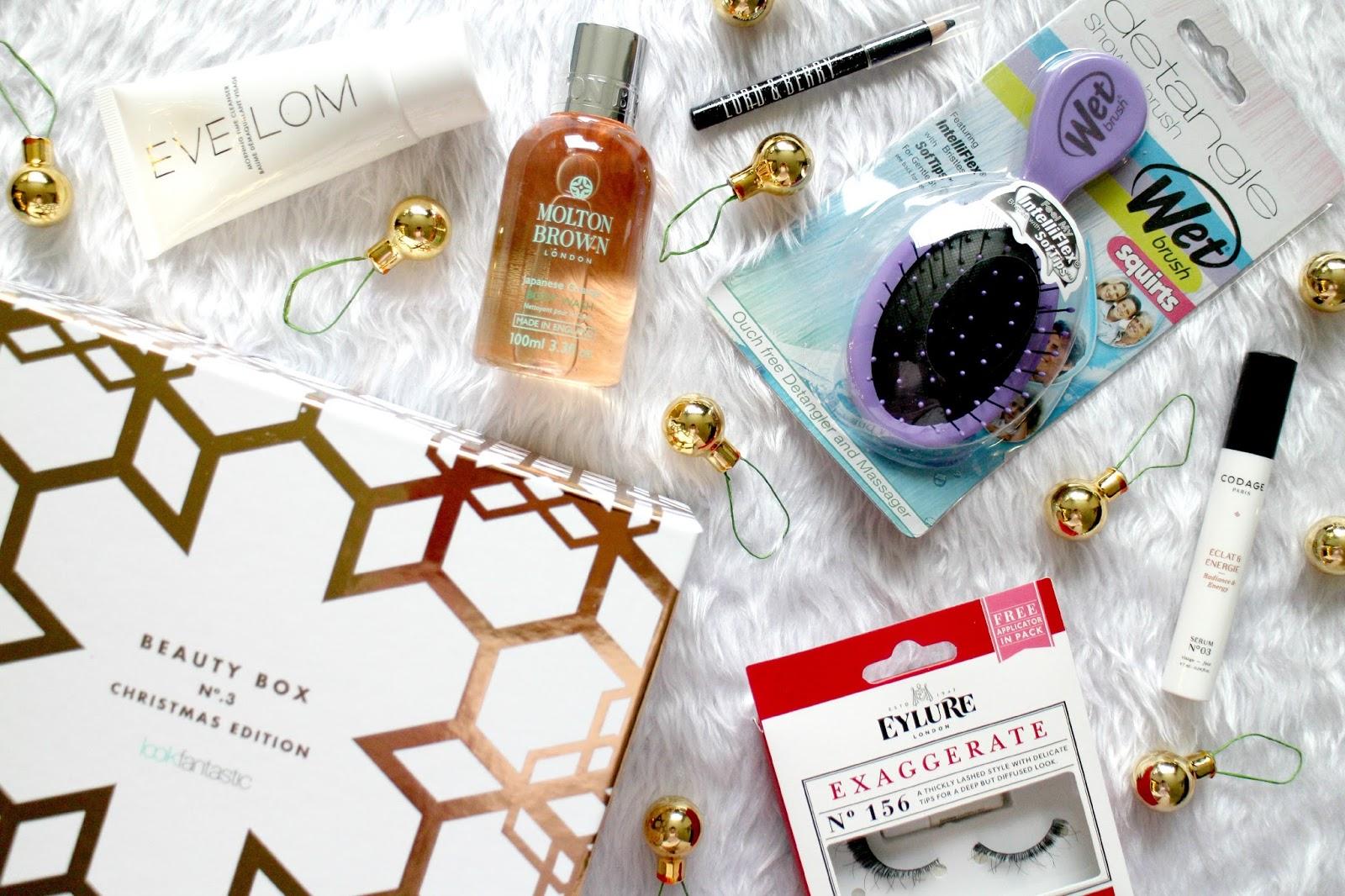 Look Fantastic Beauty Box Reviews