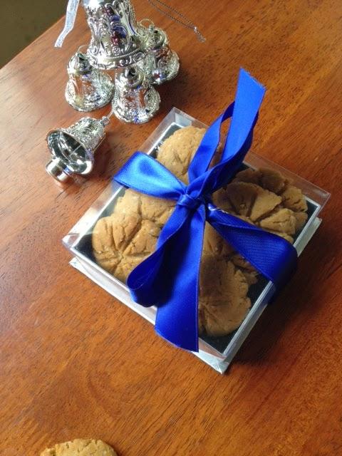 vegan whole wheat ginger cookies 4