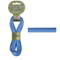 Baby Blue Parachute Cord 550