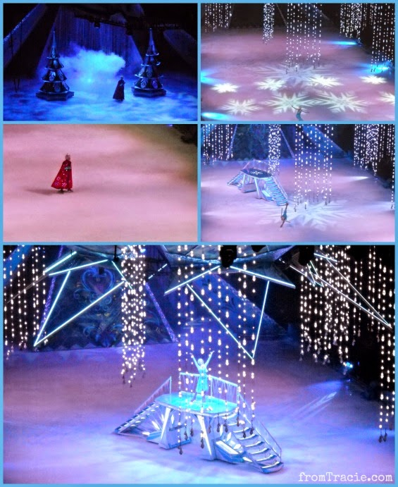 Let It Go Frozen On Ice