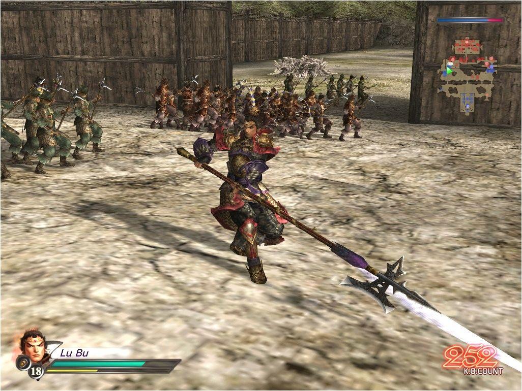 Screens Zimmer 2 angezeig: dynasty warriors 4 hyper download