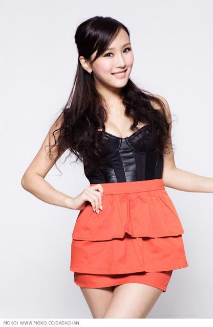 Chen Jing 陈静 Chen Jing 陈静 Dada Chan Skirt 017
