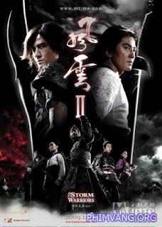 Kiếm Thế - Phong Vân 2 - The Storm Warriors (2009)
