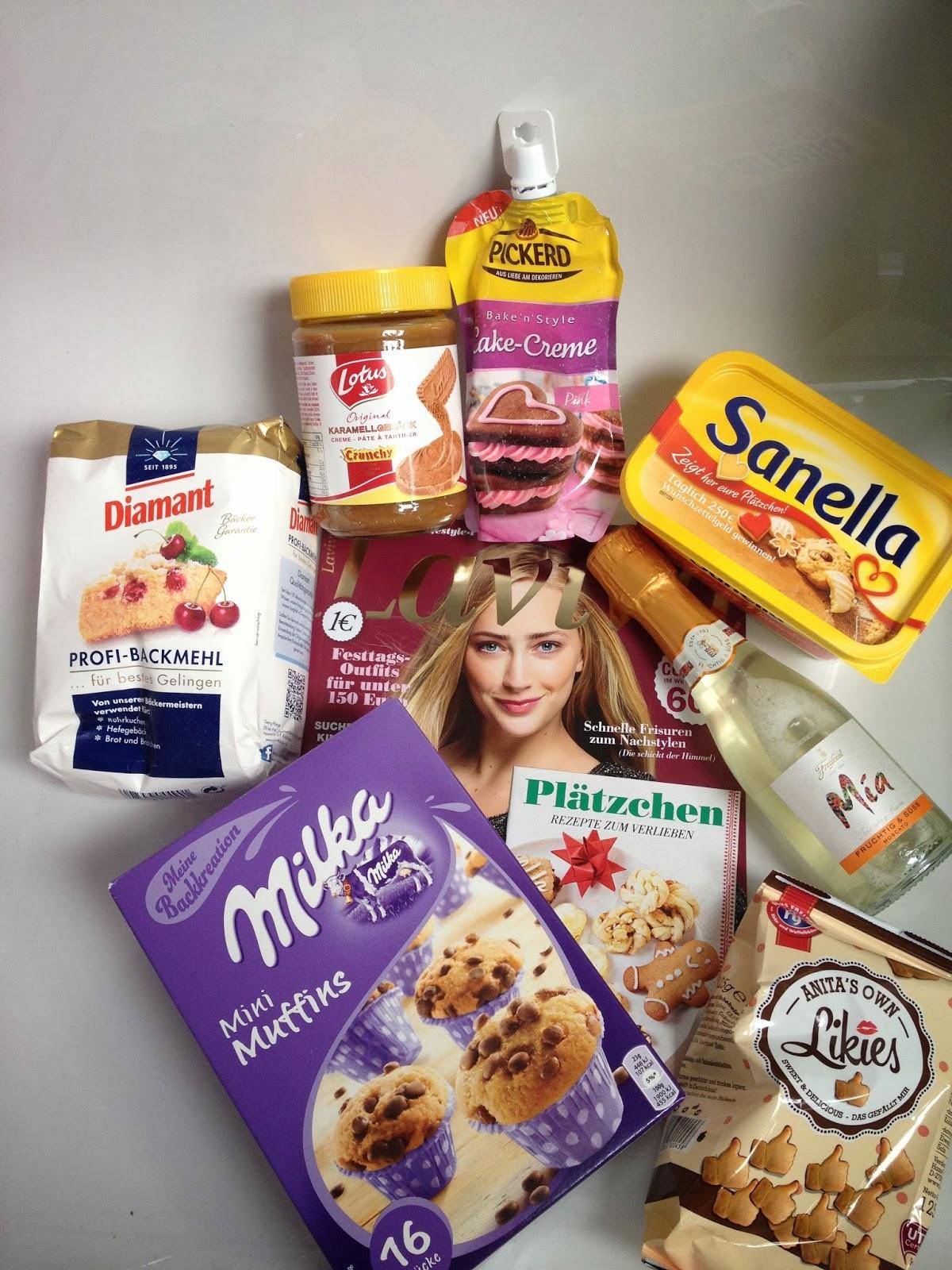 Überraschung; Box; Lebensmittel