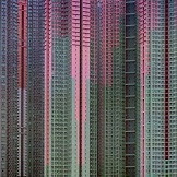 Michael Wolf: Hong Kong - 40 stories showing.