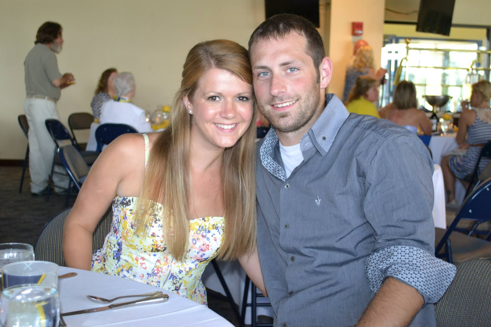 The gallery for --> Megan Omalley Chris Long Wedding