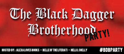 Black Dagger Brotherhood Party