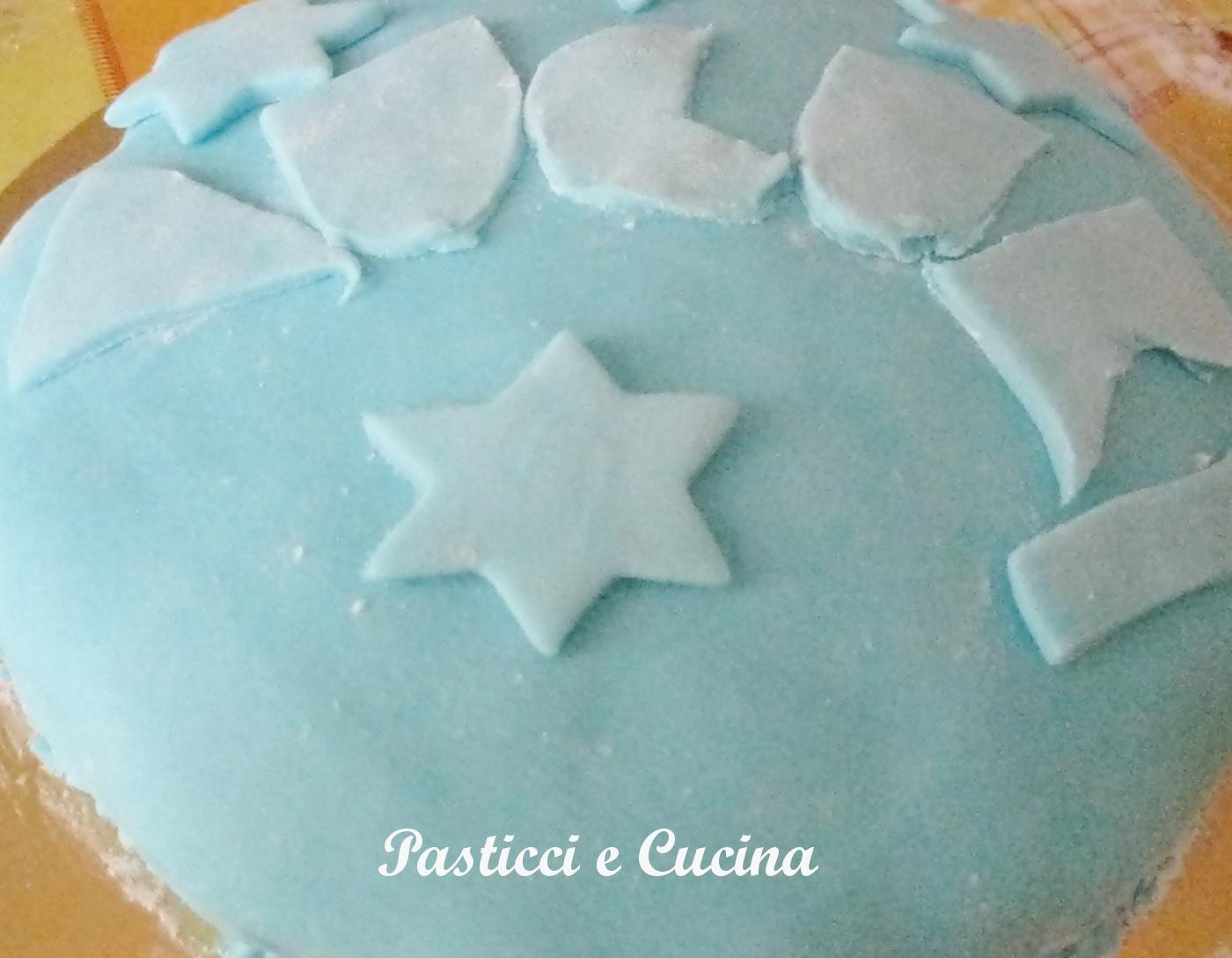 Pasticci e cucina la mia prima torta decorata - Cucina e pasticci ...