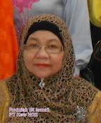 Rodziah bt Ismail .. Telah bersara mulai Mei 2012