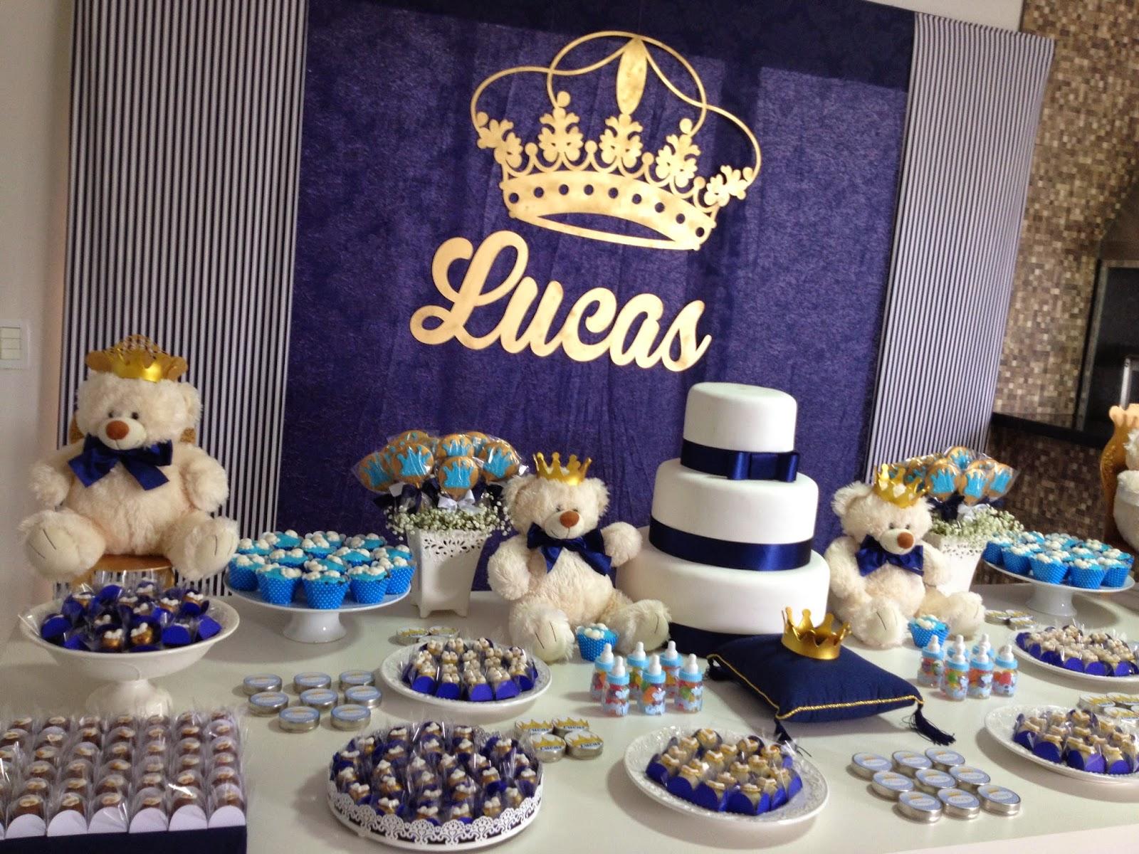 Decoratti Chá Do Lucas