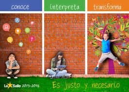 CARTEL Y LEMA CURSO 2015-2016