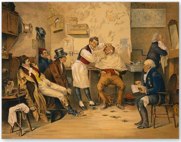 la cirugía en el siglo XIX