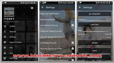 BBM MOD Full Transparent New V.2.12.0.9 APK