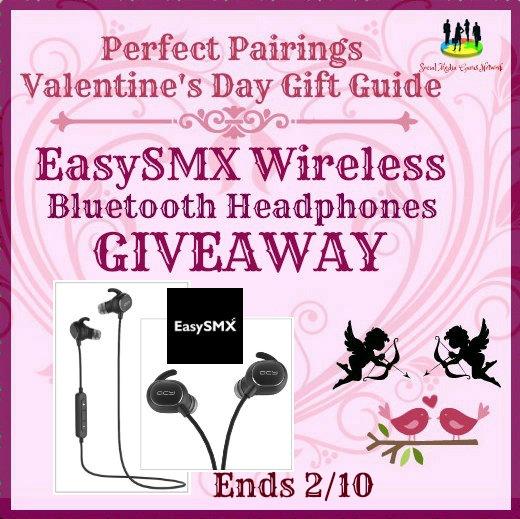 EASY SMX Wireless Bluetooth Headphones