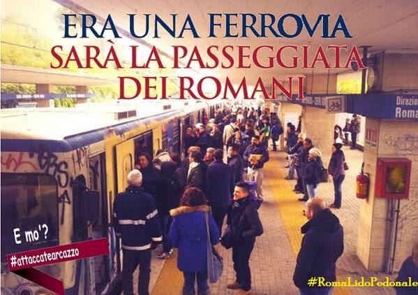 Il Trenino Roma Lido