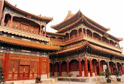 Templo Lama - Beijing - que visitar