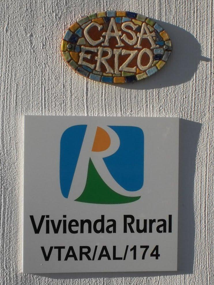 """Aloj. """"Casa Erizo"""""""