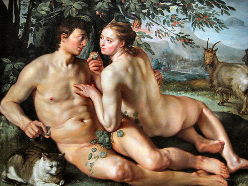 Story of adam and eve and i will argue that the story of adam and eve