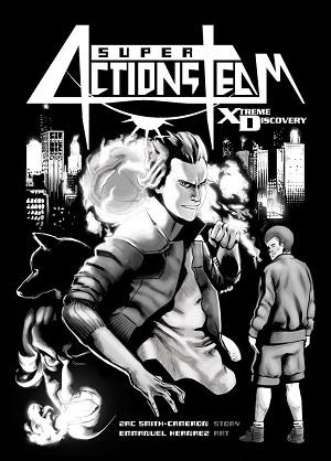 Super Actions Team XD Zac Smith-Cameron Emmanuel Hernaez