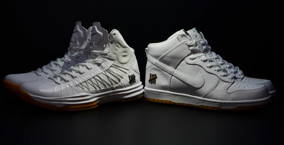 2052762e820b SOLE WHAT   Undefeated x Nike