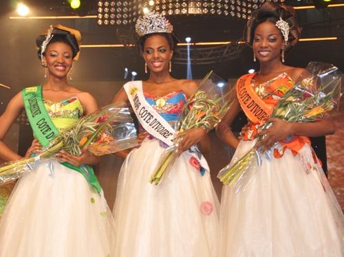 Miss World Cote d'Ivoire 2013 Aissata Dia Ezzedine