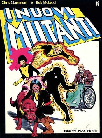 New Mutants Italia