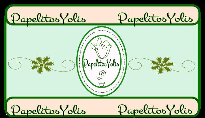 PAPELITOS YOLIS