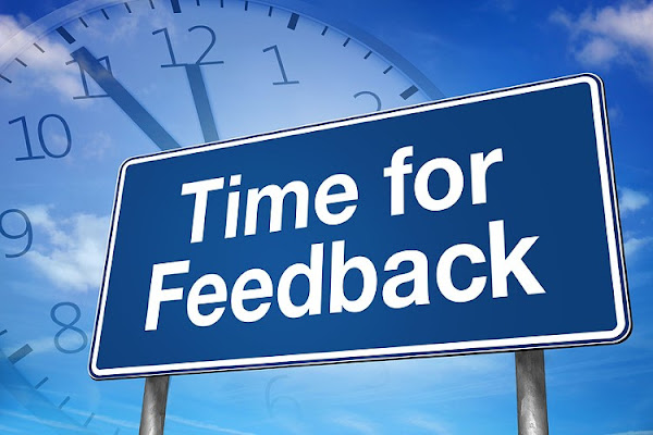 Responding and giving formative feedback - Official Website - BenjaminMadeira