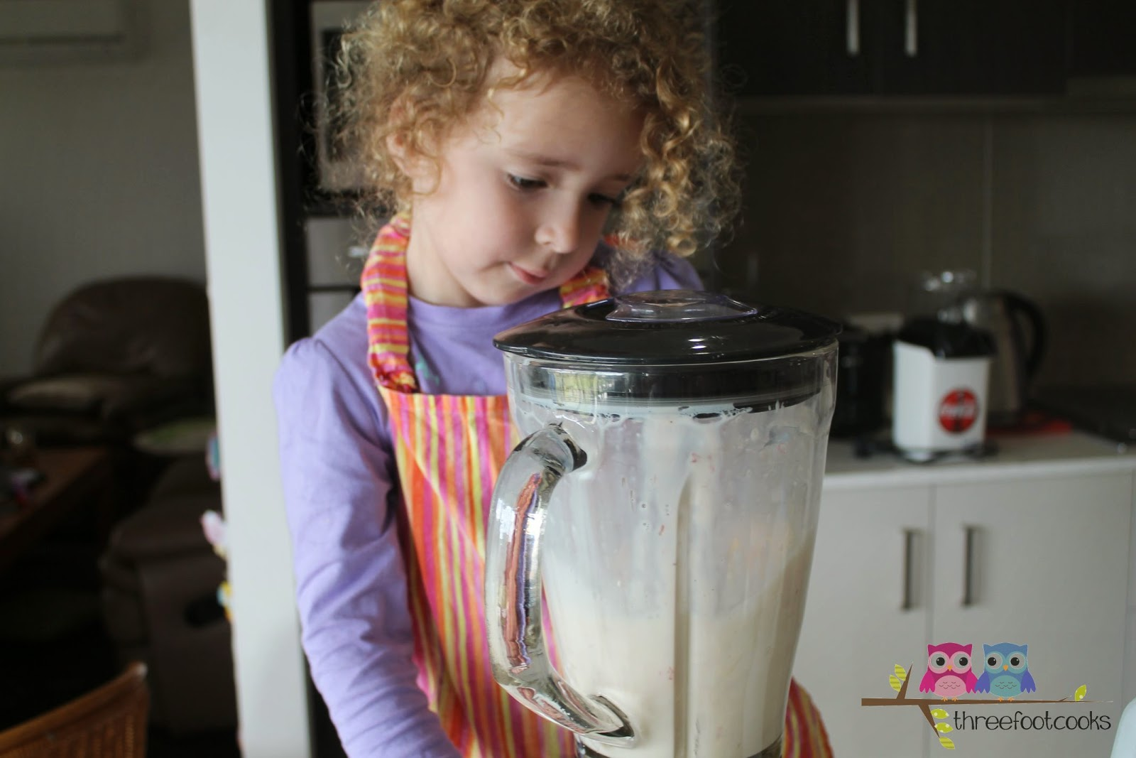 Banana Smoothie Food Revolution Day