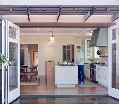 Fotos de techos cerramientos de madera para terrazas for Cerramientos de interiores