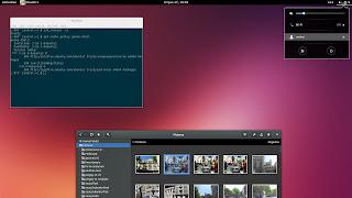 GNOME Shell 3.10 Ubuntu 14.04
