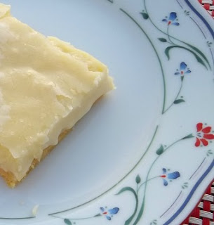 Gooey Cake: the one with cream cheese and a yellow cake mix