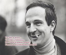 François Truffaut dice...