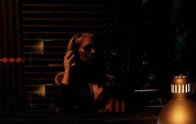 GinaMarie Zimmerman Singing 'Open Book'