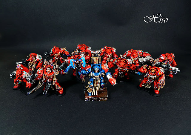 Space Hulk - Terminator - Blood Angels