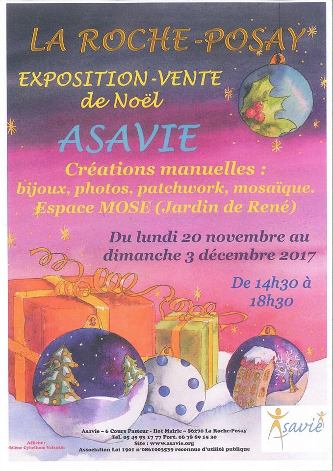 Expo ASAVIE à La Roche-Posay