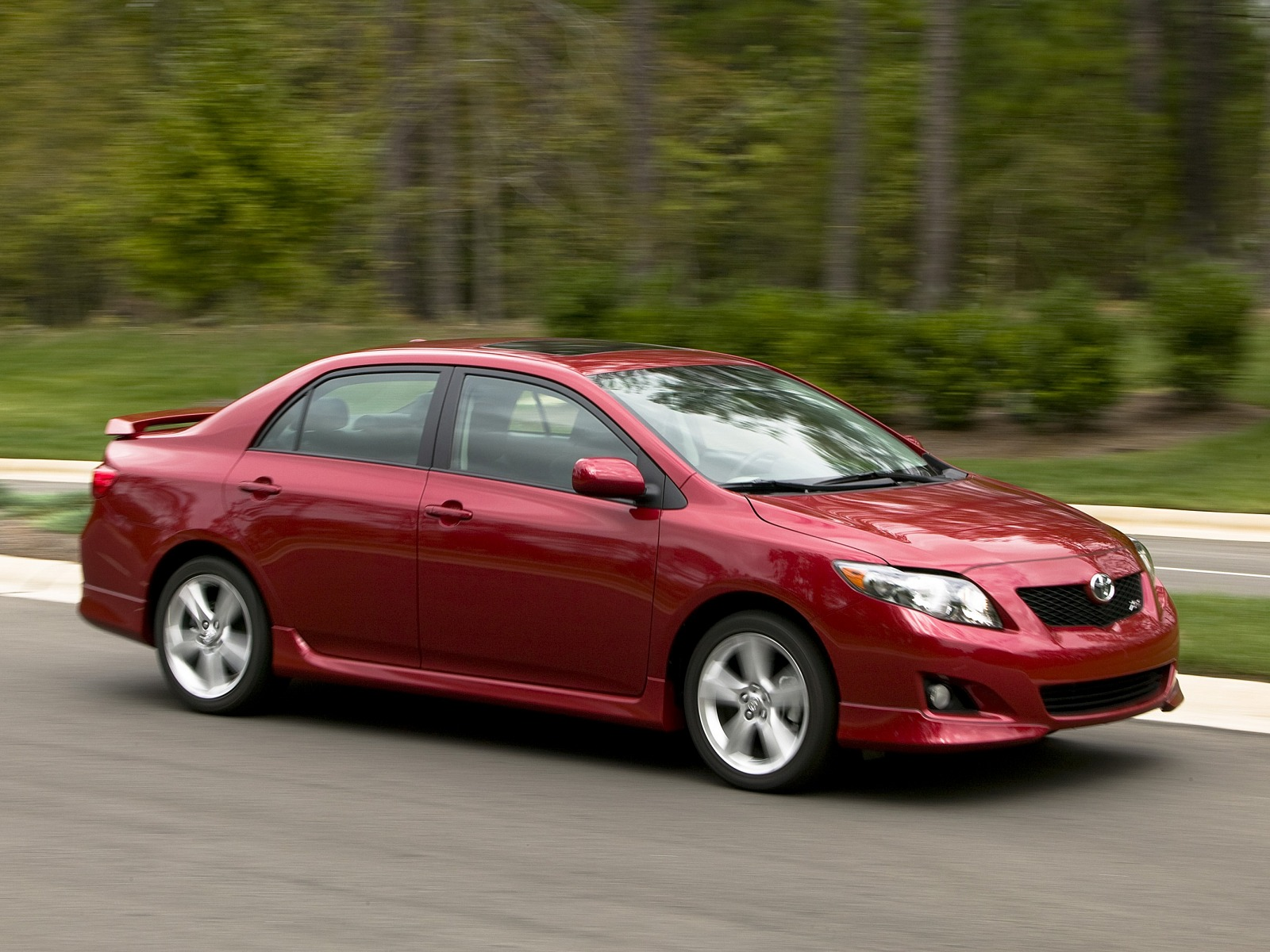 2009 toyota corolla xrs wallpapers pictures specifications interiors and exteriors images. Black Bedroom Furniture Sets. Home Design Ideas
