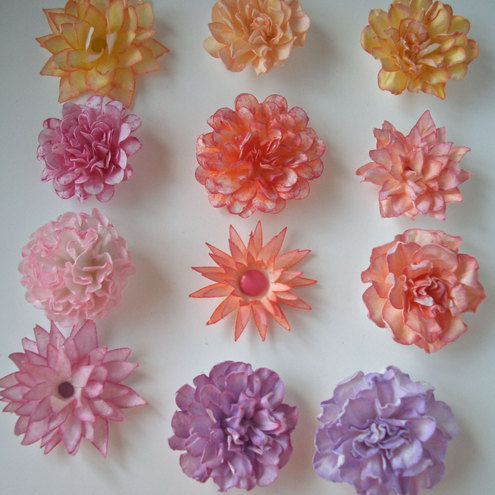 Flowers for flower lovers paper flowers designs for card making mightylinksfo